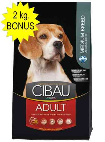 Cibau Adult Medium dog food