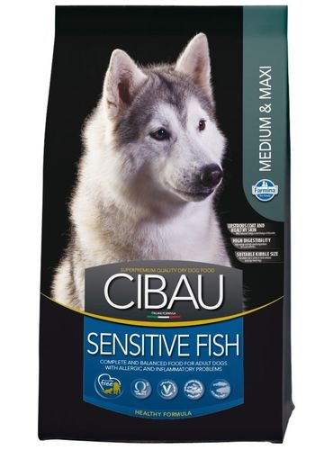 Cibau Sensitive Fish & Rice Adult dog food