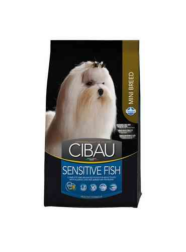 Cibau Sensitive Fish MINI adult dog food
