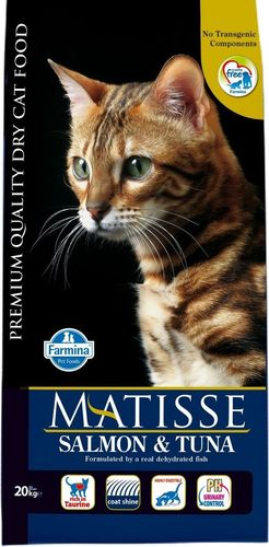 Matisse Salmon & Tuna adult dry cat food