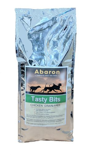 Abaron Tasty Bits Chicken Grain-Free adult dog food